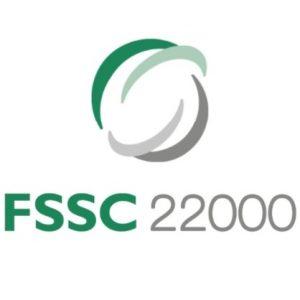 Logo tiêu chuẩn FSSC 22000