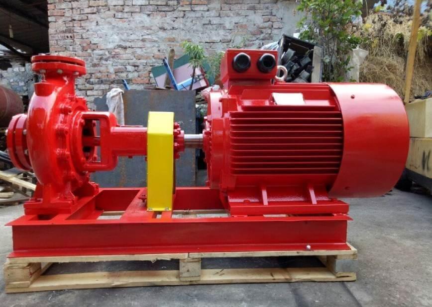 Máy bơm nước công ty Phương Nam đạt chứng nhận TCVN 4028